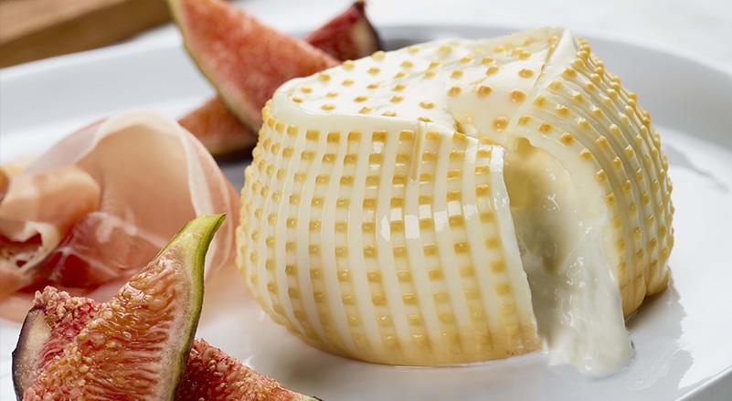 production mozzarella